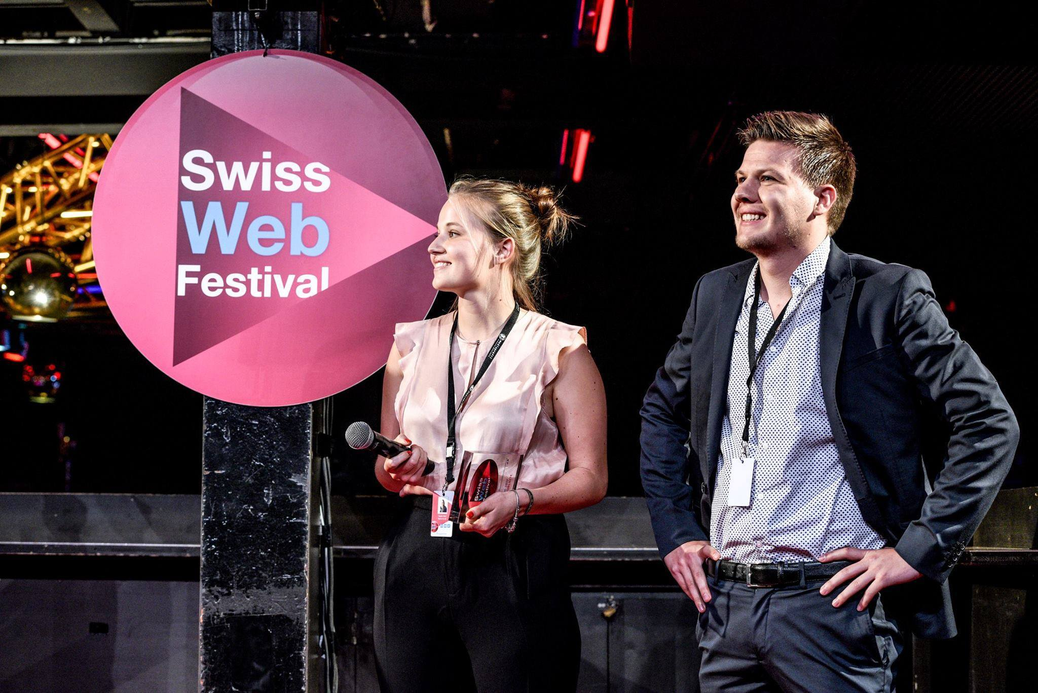 swiss web festival award