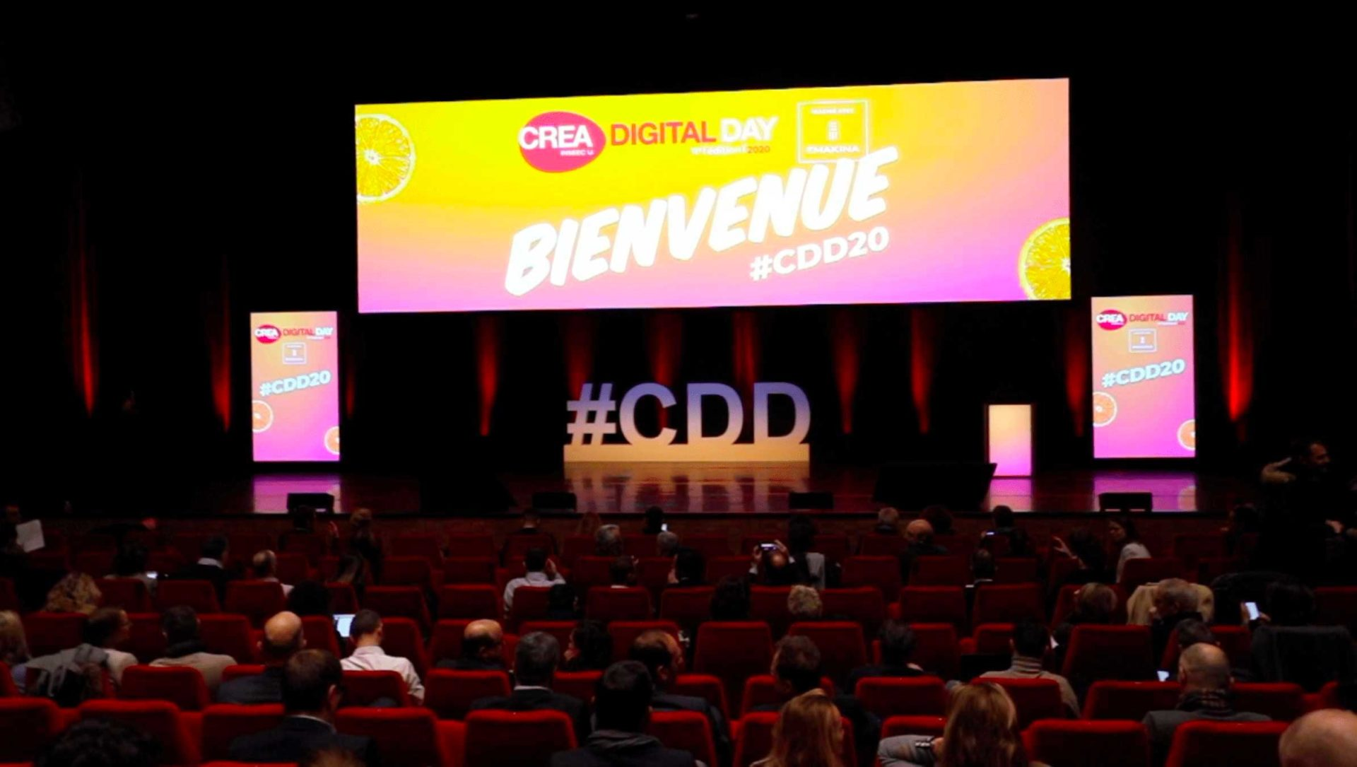 Crea digital day evenementiel