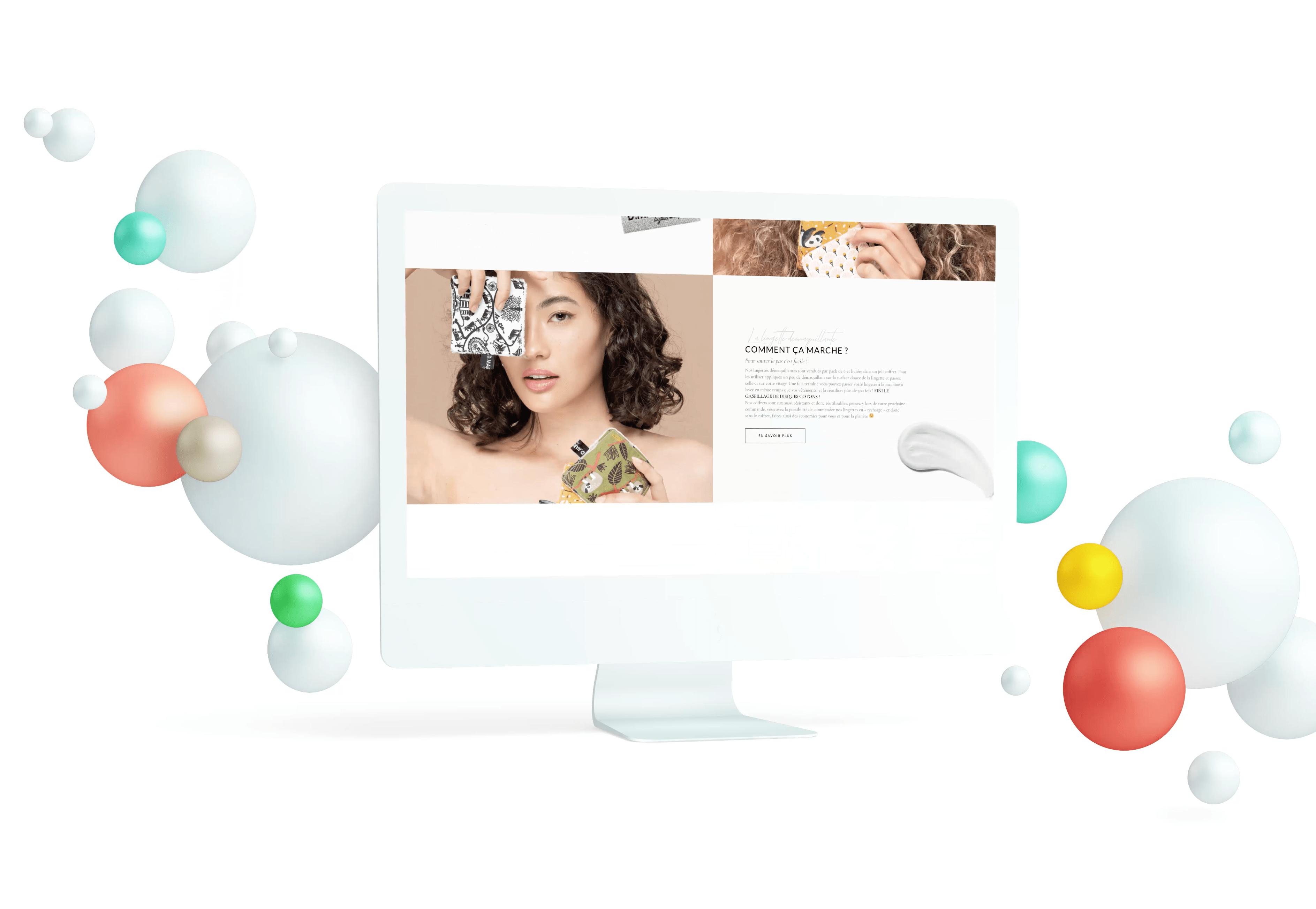 creation de marque web design
